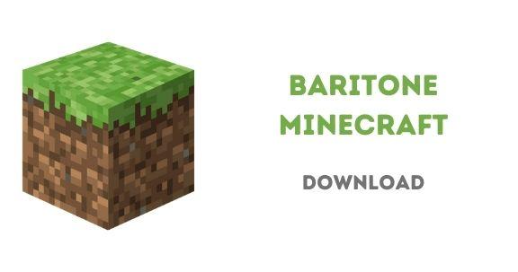 baritone minecraft download image